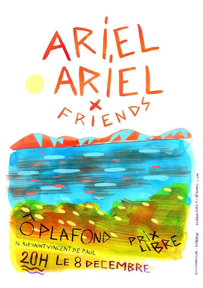 Ariel Ariel < le 8/12/2017